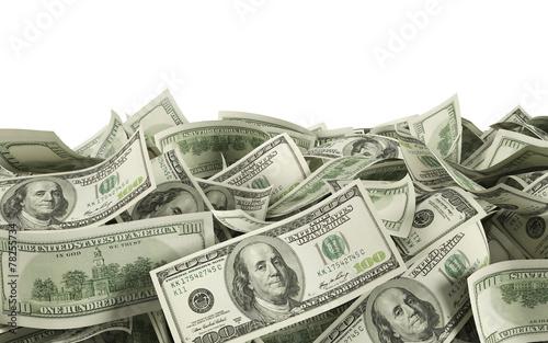 dollar bills - 78255734