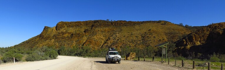 Gammon Ranges National Park, South Australia