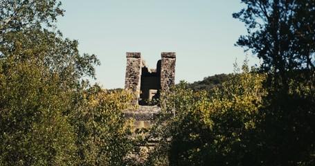 Provence - Aquädukt - Pont du Gard