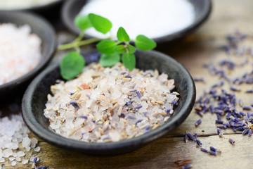 Salz, Lavendel