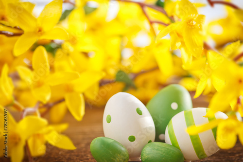 canvas print picture easter