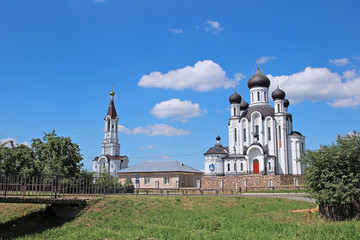 The temple in honor Reigning Mother of God in Ivantsevichi