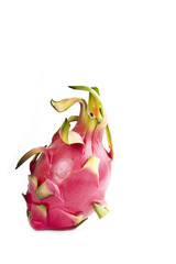 Dragon Fruit, Pitahaya blanca, Hylocereus undatus.
