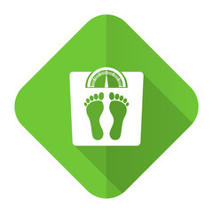 weight flat icon