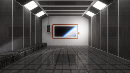 SCIFI Room and space