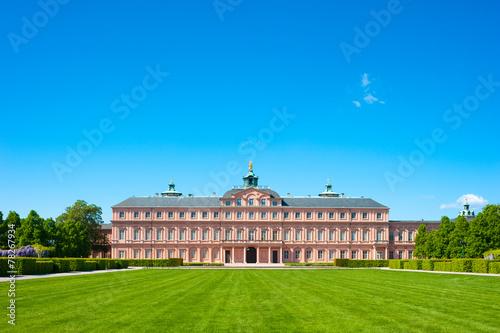 Leinwandbild Motiv Residenzschloss, Rastatt