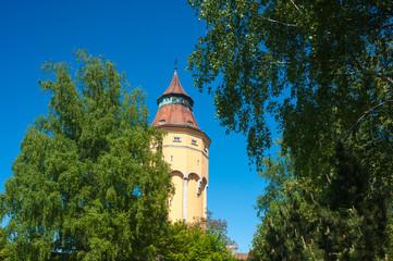 Wassertrum, Rastatt