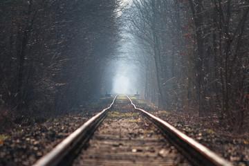 Der Weg der Schienen