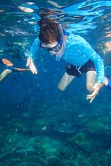 Snorkeling en Malaisie