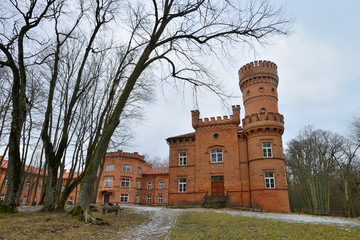 Raudone Castle, Lithuania