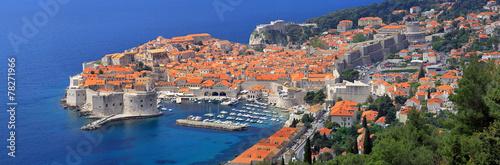 Dubrovnik panorama - 78271966