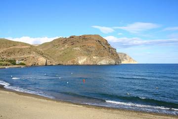 plage de Las Negras