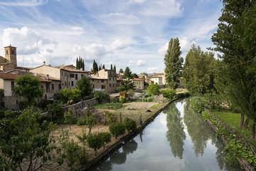 Bevagna, Umbria, Italia