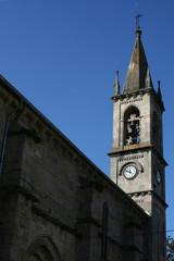 Campanario de la iglesia de Betanzos