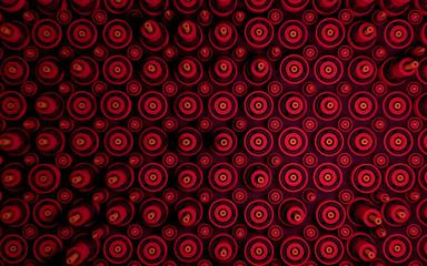 Abstract circles pattern 01