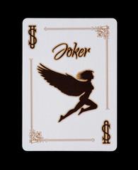 Spielkarten - Poker - JOKER im Spiel
