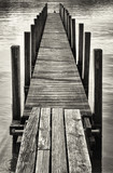 old wooden jetty - 78278103