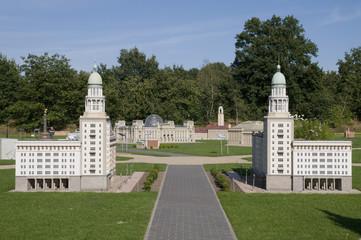 Frankfurter Tor im Modellpark