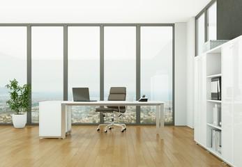 modernes Büro Interieur Design
