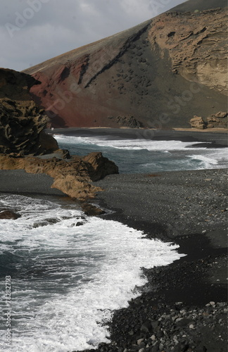 canvas print picture EUROPE CANARY ISLANDS LANZAROTE