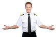 Leinwanddruck Bild - Welcome on board!