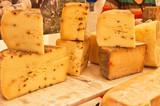 bloks of cheese