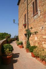 Toscana,Pienza