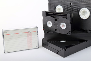 Nastro e video registrazioni
