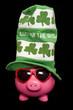 luck of the irish piggy bank