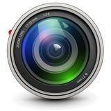 Fototapety Photo lens