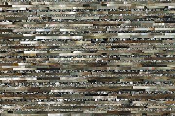 Line shell pattern