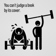 You Cannot Judge a Book by its Cover