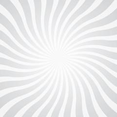 popular white twist curve rays background television vintage