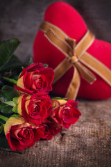 Romanttic background