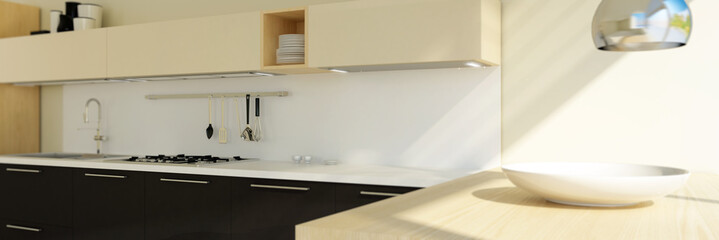 Smart kitchen (focus)