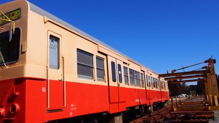 久留里線の電車