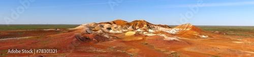 The Breakaways, Coober Pedy, South Australia - 78301321