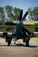 Avion à hélices