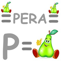 p pera
