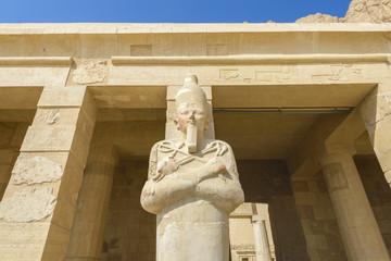 Hatshepsut's temple, Theban Necropolis, Egypt