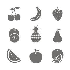 Iconos Frutas FB