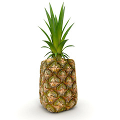 Cubic pineapple