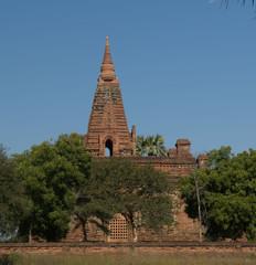 Myanmar, Bagan. Burma