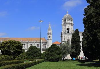 Jeronimos Monestary Lisbon, Portugal
