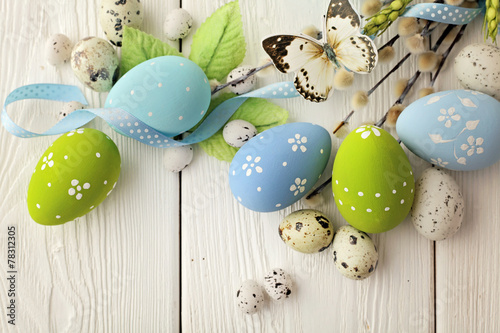 easter decoration - 78312305