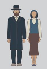 Average Jew Couple