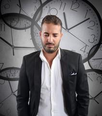 Laggard businessman