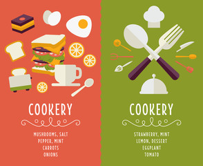 Cooking collection composition
