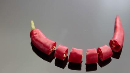 sliced chili tracking