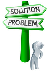 Problem or solution concept